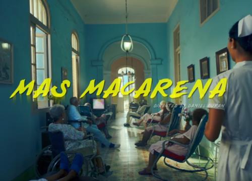 Mas Macarena de Gente de Zona et Los Del Rio