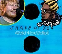 Ed Sheeran SHAPE OF YOU (REFliP) – BENITON JACK FROSTT