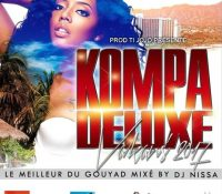 Kompa Deluxe Vakans' 2017 mixé par DJ-NISSA