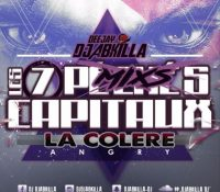 DJ DJABKILLA (TheEvil) – LA COLERE [ ANGRY ] L7MC