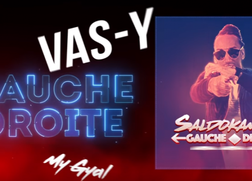 Saldokamelia - Gauche droite