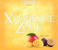 """Xperience ZOUK : parfum """"mangue-passion"""""""