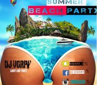 Dj Vorpy – Summer beach party – 2017