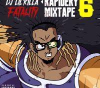 Deejay Lil'Killa – Rapidery Mixtape Vol.6 2018