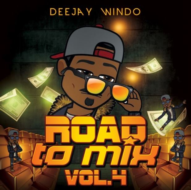 Deejay Windo - Road To Mix Vol.4 sur Caribbean-Music.net.
