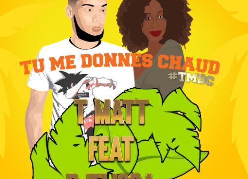 T Matt Feat Djelissa - Tu Me Donnes Chaud #TMDC