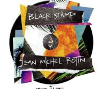 Black Stamp – Jean Michel Rotin by Mike Clinton