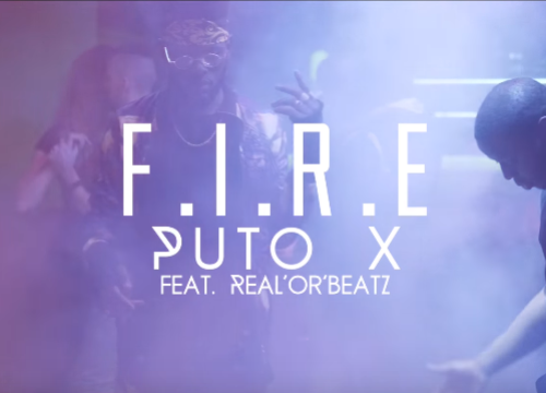 Dj Puto X feat Real'or'beatz - F.I.R.E