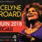 Concert de Jocelyne Beroard à la cigale le 16 Juin 2018.
