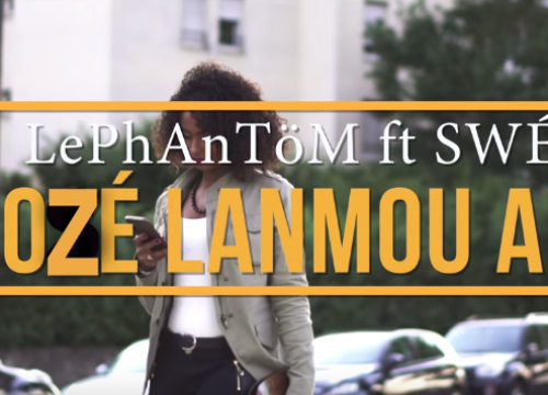 LePhantöm Feat Swé - Pozé Lanmou Aw