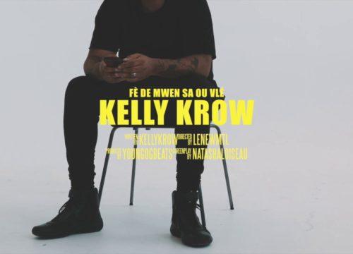 kelly-krow-fe-de-mwen-sa-ou-vle