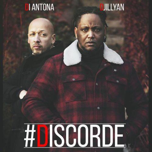 DI antona feat Djillyan - #Discorde
