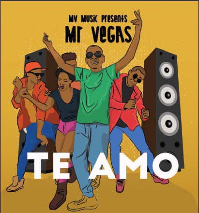 Clip Dancehall 2019 - Mr Vegas - Te Amo - Caribbean-music net