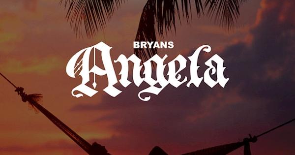 Nouveau Clip Caribéen de 2020 - Bryans - Angela