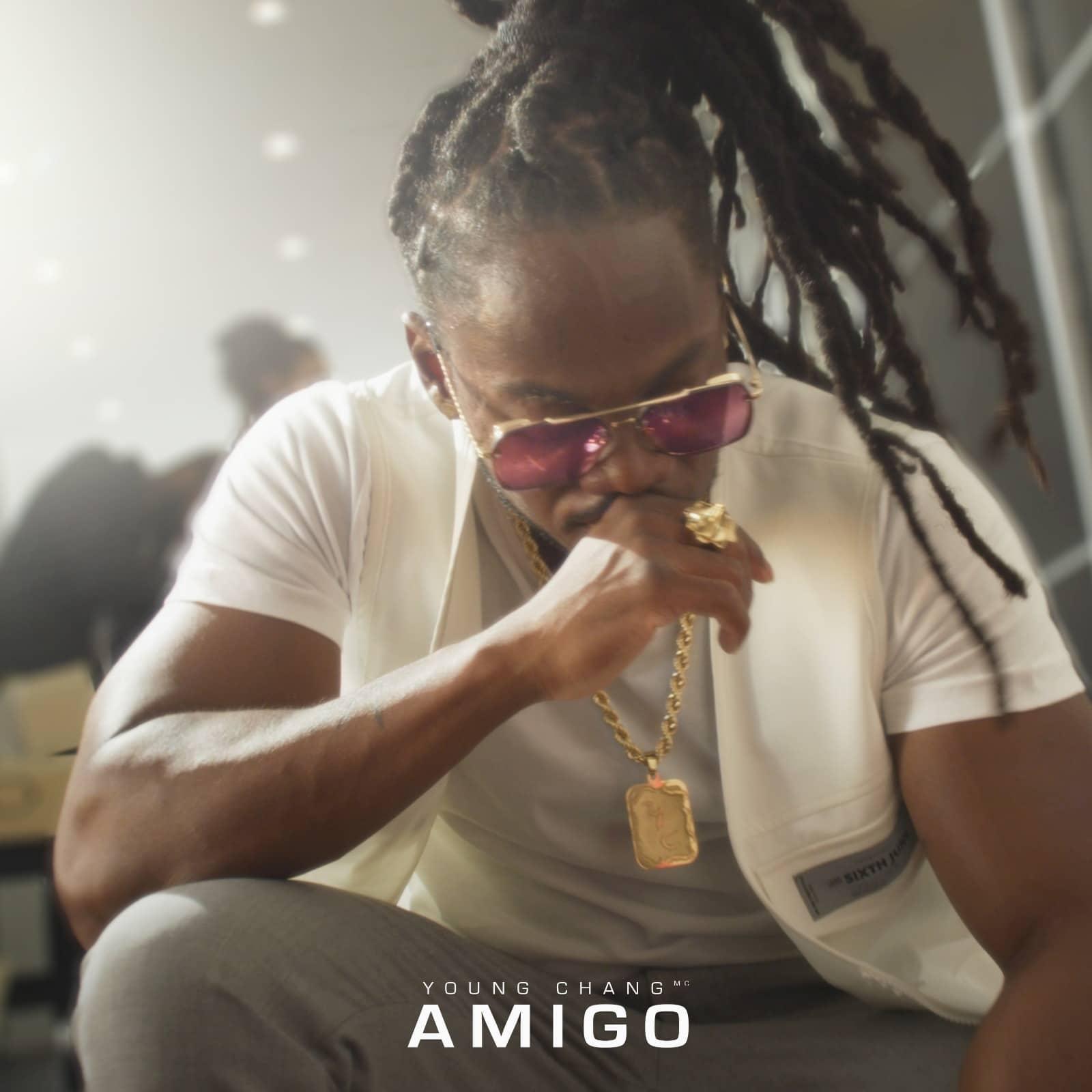 Nouveau Clip Dancehall de 2020 - Young Chang MC - Amigo