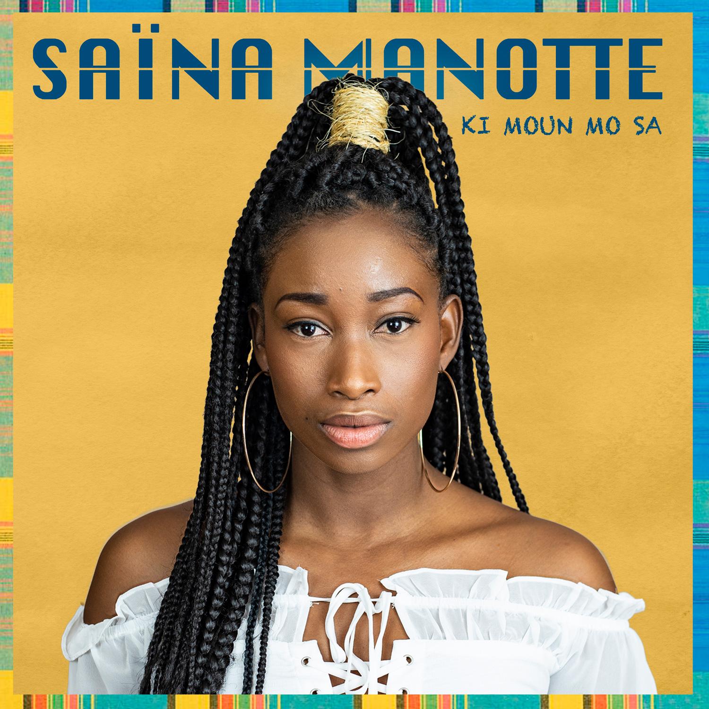 Nouveau Clip Zouk de 2020 - Saïna Manotte - Annan to wéy