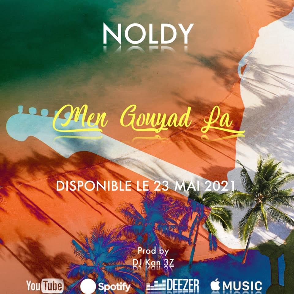 Nouveau Clip Kompa/Gouyad de 2021 - Noldy - Men gouyad La feat Dj Kan3z