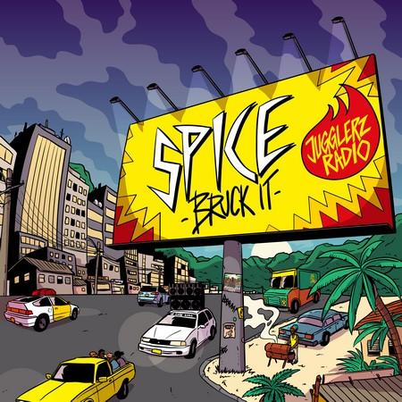 Nouveau Clip Dancehall de 2021 - Spice Ft Jugglerz - Bruck It