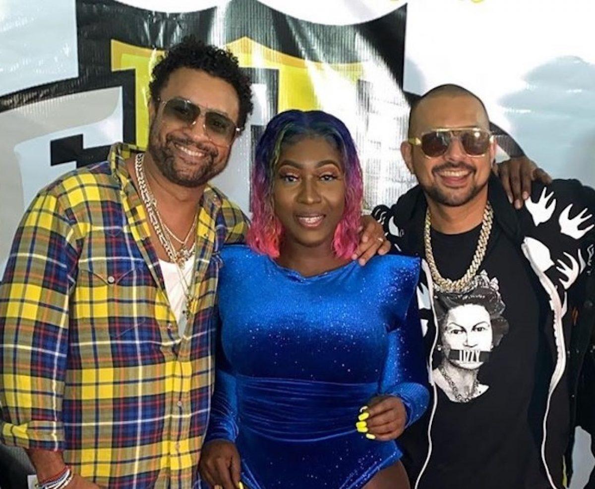 Nouveau Clip Dancehall de 2021-Spice Ft Sean Paul Ft Shaggy Go Down Deh