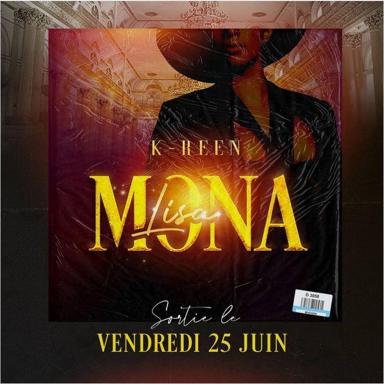 Nouveau Clip Zouk de 2021 - K-Reen - Mona Lisa